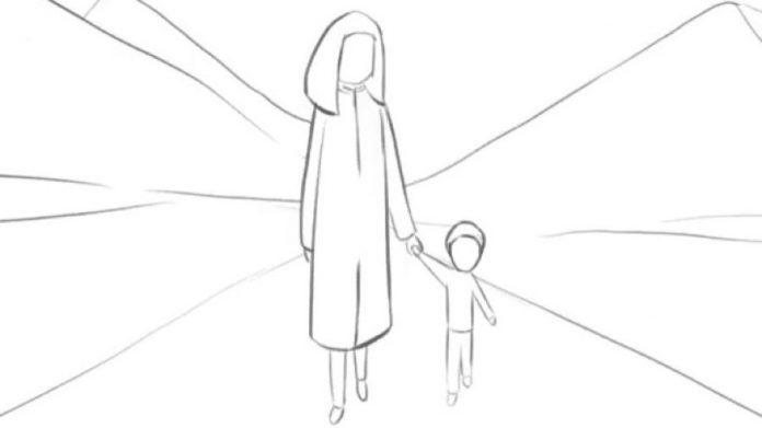 μητέρα παιδί