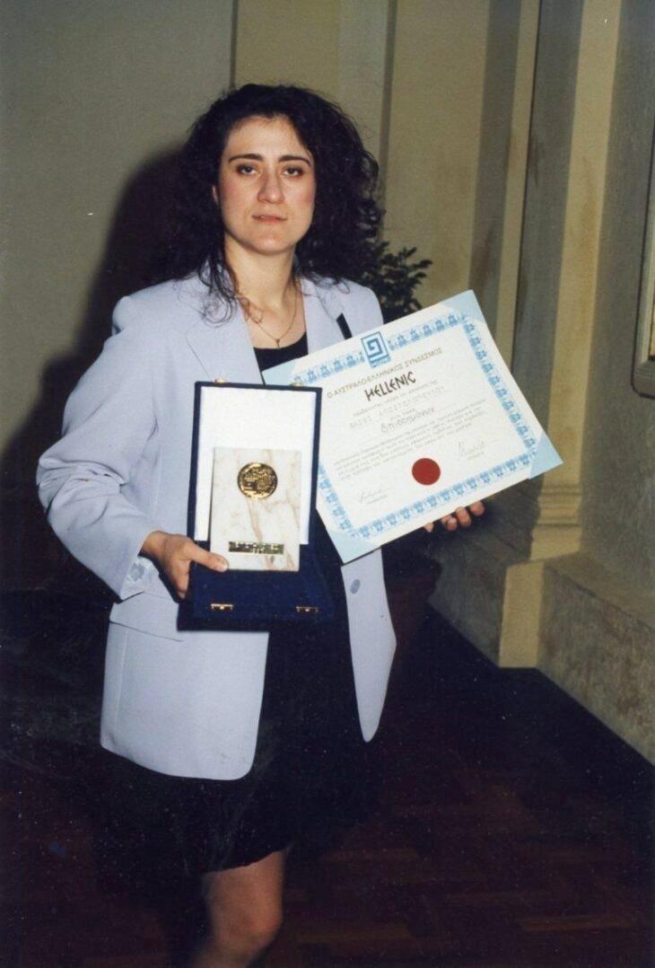 Βάσω Αποστολοπούλου: Ανέπτυξε το πρώτο εμβόλιο κατά του καρκίνου του μαστού