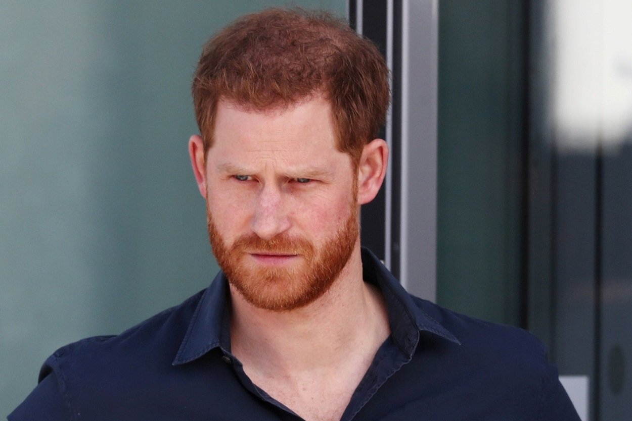 Prince Harry Shattered By Tensions With The Royal Family The